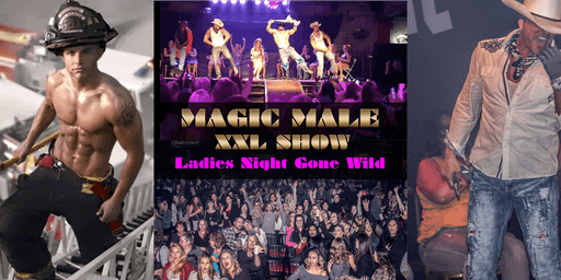 MAGIC MALE XXL SHOW | HonkyTonk Saloon