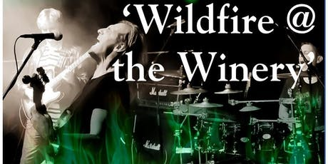 Wildfire at the Winery - New Years Eve tickets