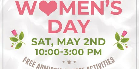 IRC Women's Day & Craft Fair tickets