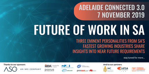 AdelaideConnected 3.0