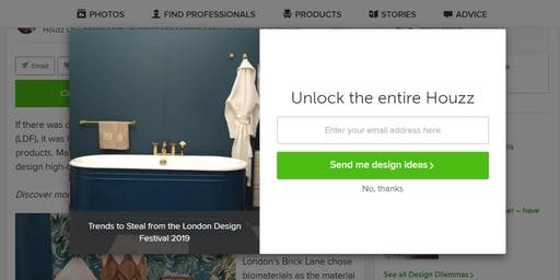 Business Club: Create your perfect Houzz profile (Hove)