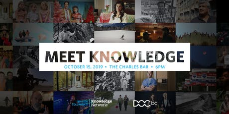 DOC BC & Knowledge Network Present: Meet Knowledge Mixer tickets