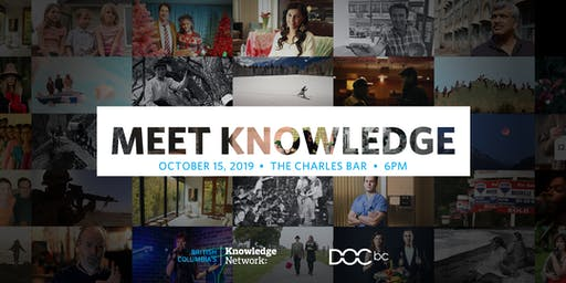 DOC BC & Knowledge Network Present: Meet Knowledge Mixer