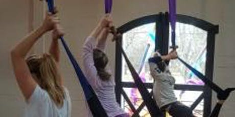 Sunday  Aerial Yoga Taster tickets