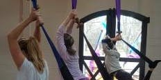 Sunday  Aerial Yoga Taster