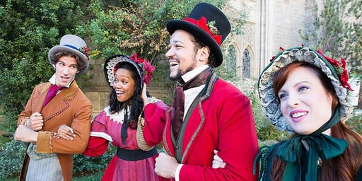 A Dickens Christmas in association with #GivingTuesday