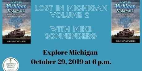 Lost in Michigan Volume 2 tickets