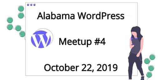 Alabama WordPress Meetup #4