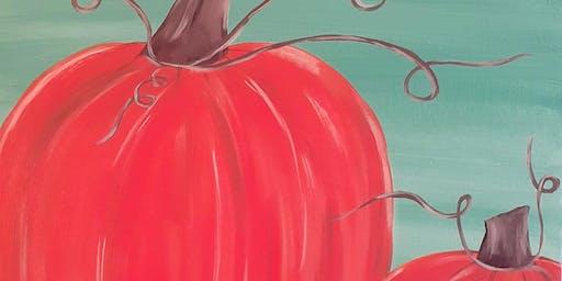 Funky Pumpkins 11.7.19