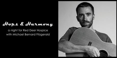 HOPS & HARMONY: A NIGHT WITH MICHAEL BERNARD FITZGERALD tickets