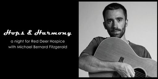 HOPS & HARMONY: A NIGHT WITH MICHAEL BERNARD FITZGERALD