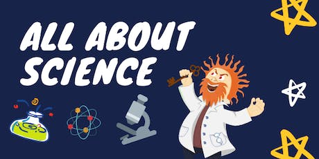 Week 3 - All About Science tickets