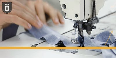 Beginner Sewing for Adults    Los Angeles   4-Week Course   October Session