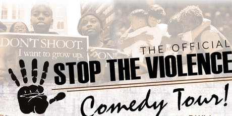 The Official Stop the Violence Comedy Tour! tickets