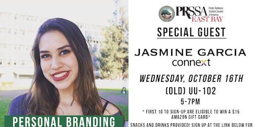 PRSSA CSUEB Hosts Jasmine Garcia, Connext Creative Manager