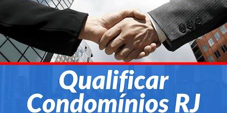 Qualificar Condomínios RJ ingressos