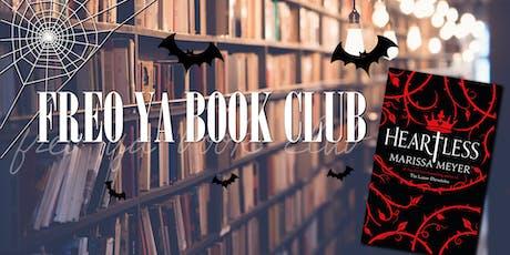 Freo YA Book Club - Happy Halloween 2019 tickets