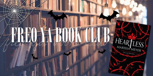 Freo YA Book Club - Happy Halloween 2019