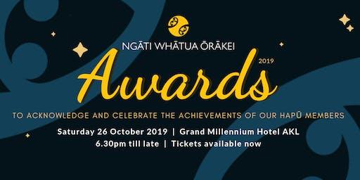 Ngāti Whātua Ōrākei Awards Night