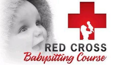American Red Cross Babysitter's Course