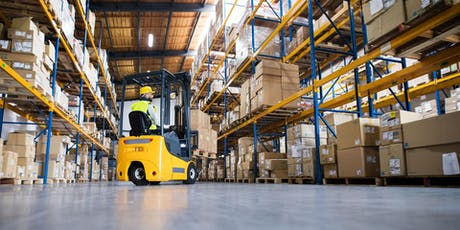 VIC: Innovation & disruption to optimise your warehousing needs tickets