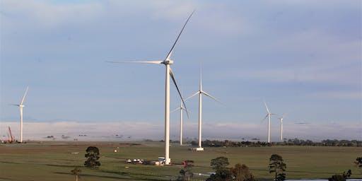 Clean Energy Open Day - Stockyard Hill Wind Farm