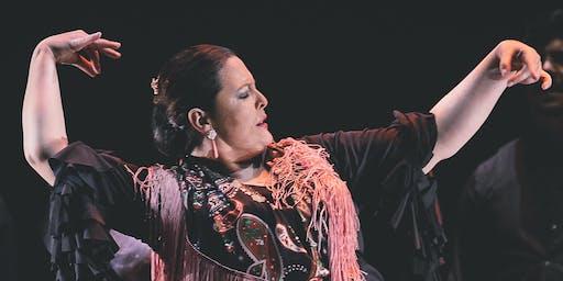 Maria del Mar Moreno Flamenco Dance Workshops SAT & SUN 10/26-27