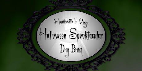 Huntsville's Only Drag Brunch - Halloween Spooktacular tickets