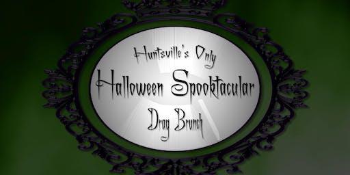 Huntsville's Only Drag Brunch - Halloween Spooktacular