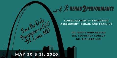 2020 Rehab2Performance Symposium tickets
