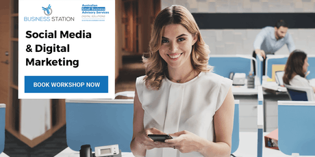 Social media for your business (Balcatta) presented by Sandra Tricoli tickets