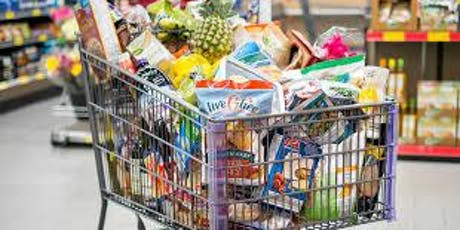Grocery Shopping Spree tickets