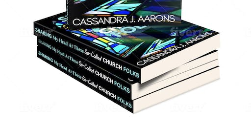 """Pre-Order Your Book """"Shaking My Head at these so called Church Folks"""""""