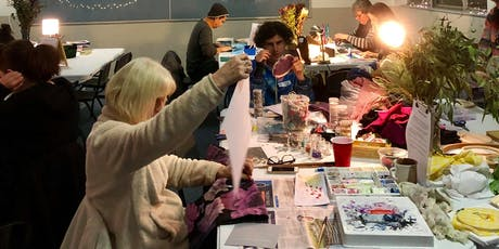 Melbourne CBD space+time Open Crafting and Model Building Sessions tickets