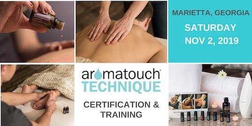 dōTERRA AromaTouch Training & Certification