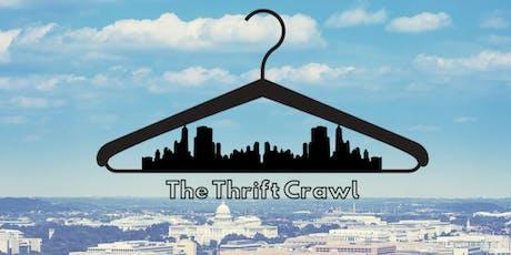 The Thrift Crawl tickets