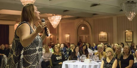 Fiercely on Fire - phenomenal speakers designed to light you up for 2020! tickets