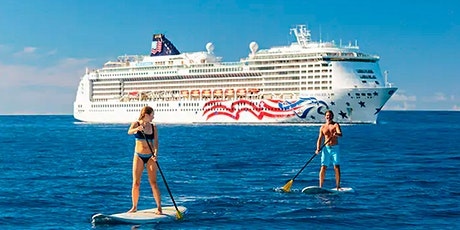 FREE Holiday Info Session - Pride of America Hawaii Cruises tickets