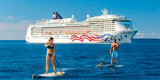 FREE Holiday Info Session - Pride of America Hawaii Cruises
