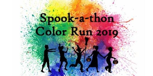 Spook-A-Thon Color Run 2019