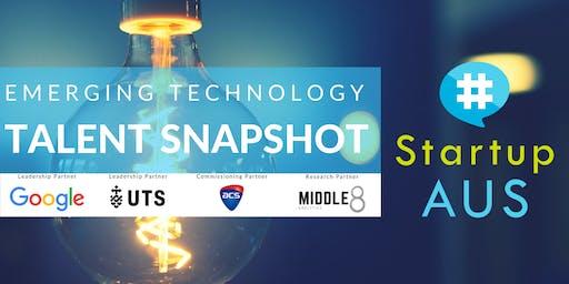 Emerging Technology: Talent Snapshot