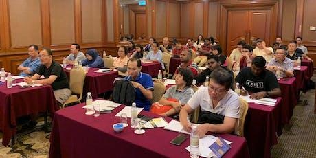Intensive Financial Markets Masterclass Seminar - Kuching tickets