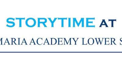 Storytime at Villa Maria Academy