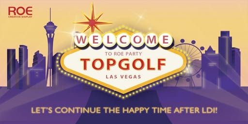 Topgolf in Las Vegas - ROE Visual