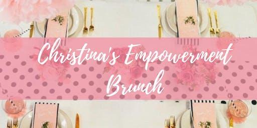 Christina's Surprise Empowerment Brunch