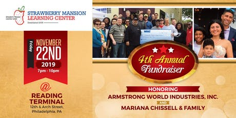 4th Annual Fundraiser - Strawberry Mansion Learning Center tickets