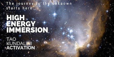 High Energy Immersion - Tao Kundalini Activation - 3rd Eye  - ShaRahman tickets