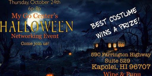 MyGoCenter Halloween Networking Event