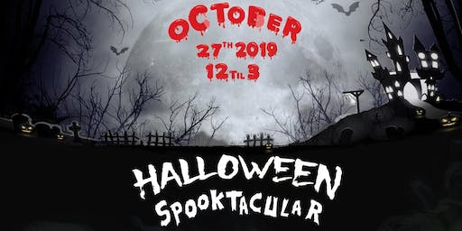 Halloween Spooktacular at Redhouse!