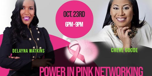 Power In Pink Networking